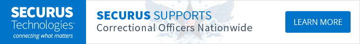 securus correctional officers fund web banner wide