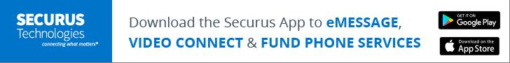 securus mobile app web banner wide