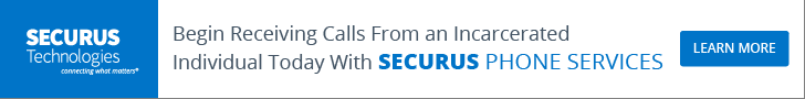 Begin receiving calls from an incarcerated individual today with SECUREUS PHONE SERVICES